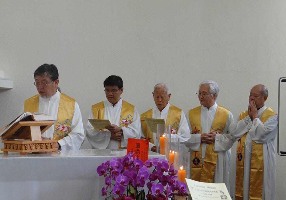 共融的司祭們