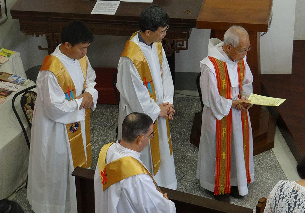 參與共融的司祭們