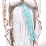 露德聖母(白衣)