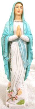 露德聖母(青衣)