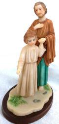 若瑟與小耶穌