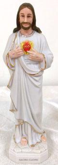 耶穌聖心(白衣)