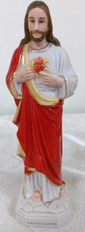 耶穌聖心(紅衣)