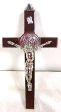 驅魔崁木十字架(大)