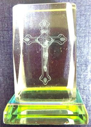 十字苦像水晶