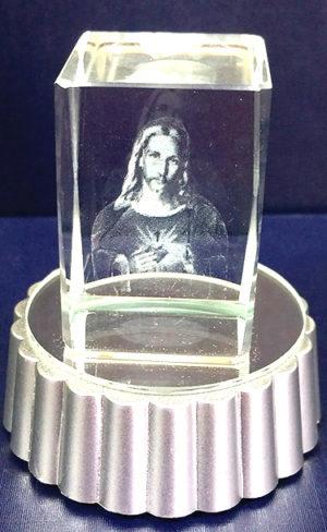 耶穌聖心水晶燈